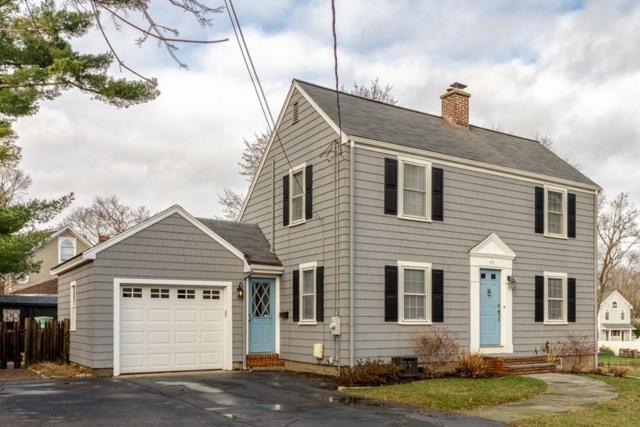 45 Lewis St, Reading, MA 01867 (MLS #72427517) :: COSMOPOLITAN Real Estate Inc
