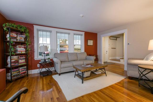 6 Spring Road, Arlington, MA 02476 (MLS #72428242) :: Commonwealth Standard Realty Co.