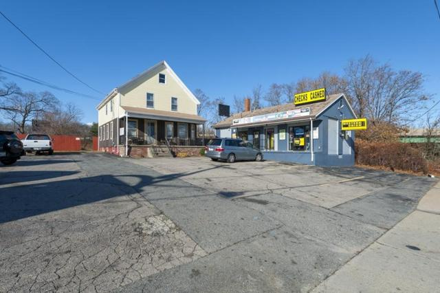 1039 Washington, Attleboro, MA 02703 (MLS #72429030) :: The Muncey Group