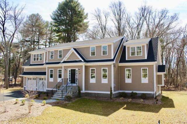 18 Washington Street, Bedford, MA 01730 (MLS #72430319) :: Apple Country Team of Keller Williams Realty