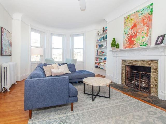 362 Commonwealth Ave 4A, Boston, MA 02115 (MLS #72430811) :: ERA Russell Realty Group
