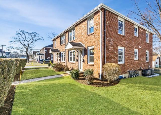 105 Bright Street #1, Waltham, MA 02453 (MLS #72432296) :: AdoEma Realty
