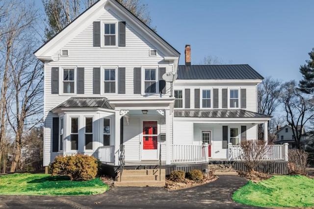 169 Central St, Acton, MA 01720 (MLS #72432592) :: Apple Country Team of Keller Williams Realty