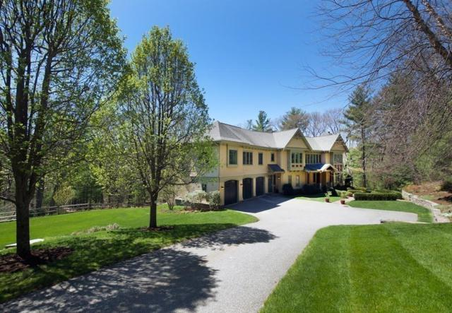 91 Fairview Rd, Weston, MA 02493 (MLS #72433496) :: Anytime Realty