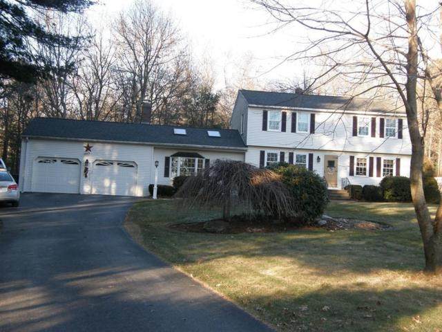3 Blueberry Lane, Webster, MA 01570 (MLS #72433927) :: Apple Country Team of Keller Williams Realty