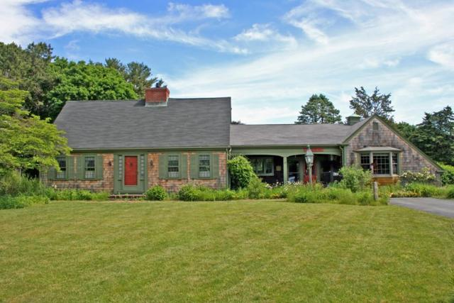 1 Clear Pond Road, Lakeville, MA 02347 (MLS #72435118) :: Kinlin Grover Real Estate