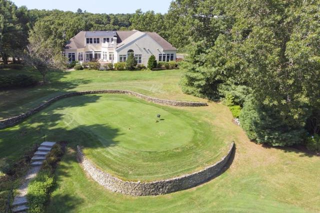 186 Country Club Way, Kingston, MA 02364 (MLS #72437640) :: Vanguard Realty