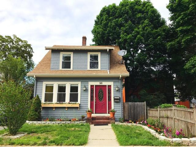 96 Beech St, Boston, MA 02131 (MLS #72438648) :: Mission Realty Advisors