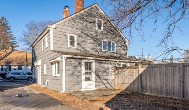 13 Franklin #13, Newburyport, MA 01950 (MLS #72438704) :: AdoEma Realty