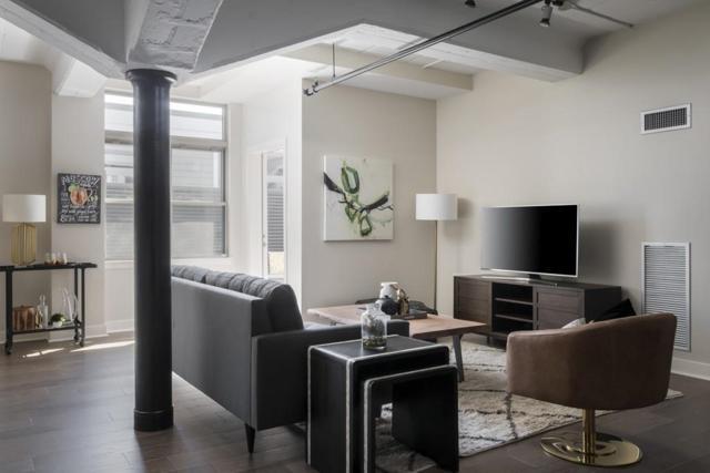 166 Terrace St #407, Boston, MA 02120 (MLS #72439077) :: Westcott Properties
