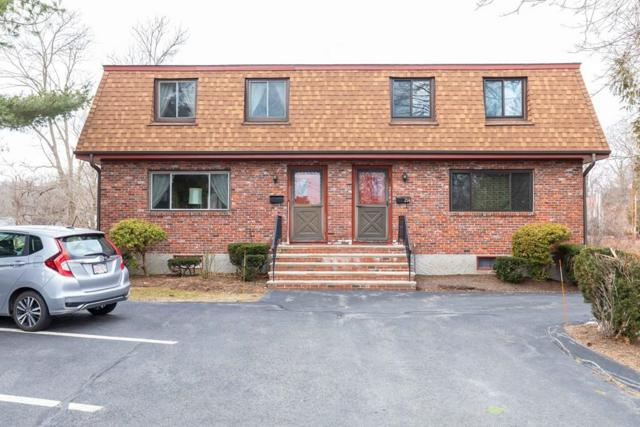 212 Washington Stret #212, Canton, MA 02021 (MLS #72442375) :: Primary National Residential Brokerage