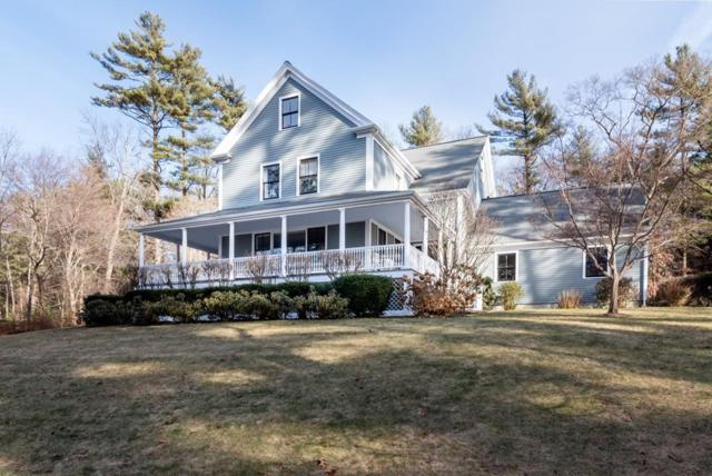 53 Booth Hill Road, Scituate, MA 02066 (MLS #72444139) :: Westcott Properties