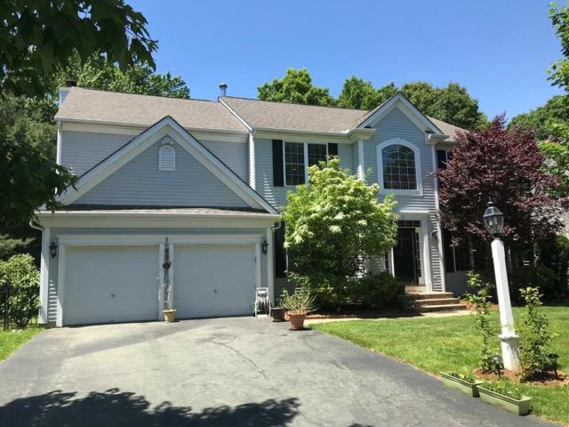 75 Amberville Rd, North Andover, MA 01845 (MLS #72445628) :: Trust Realty One