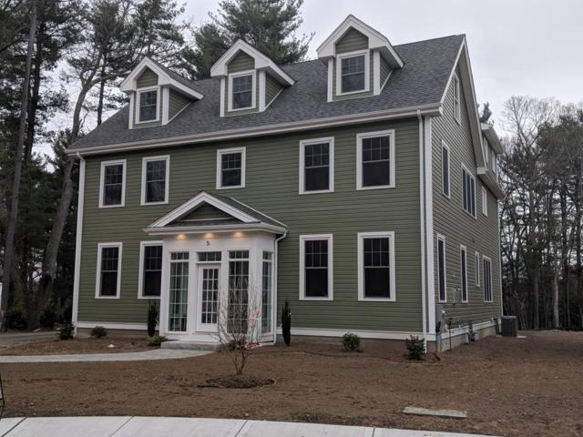 5 Dartmouth Road, Burlington, MA 01803 (MLS #72445999) :: The Russell Realty Group