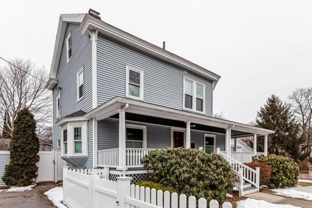361 Bacon St, Waltham, MA 02451 (MLS #72447566) :: Westcott Properties