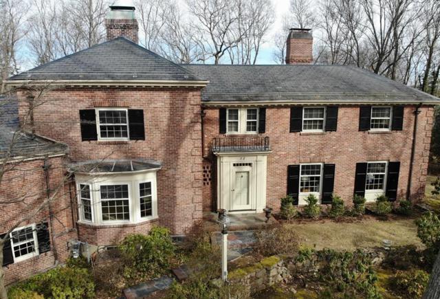 32 Peirce Rd, Wellesley, MA 02481 (MLS #72448473) :: Compass Massachusetts LLC