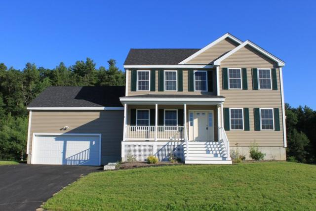 9 Olivia Way F, Groton, MA 01450 (MLS #72448653) :: The Russell Realty Group