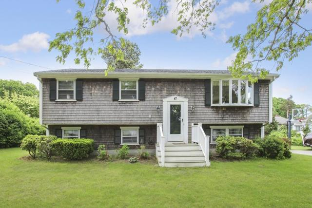 47 Spruce Dr, Bourne, MA 02559 (MLS #72449042) :: The Russell Realty Group