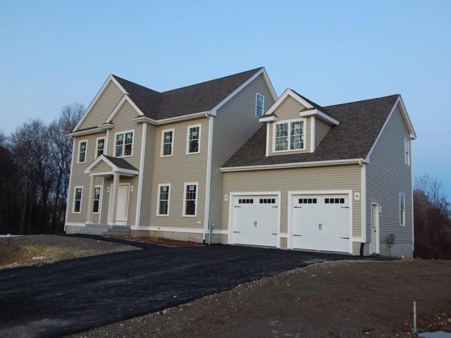 Lot 14 Peterson Lane, Foxboro, MA 02035 (MLS #72449422) :: Charlesgate Realty Group