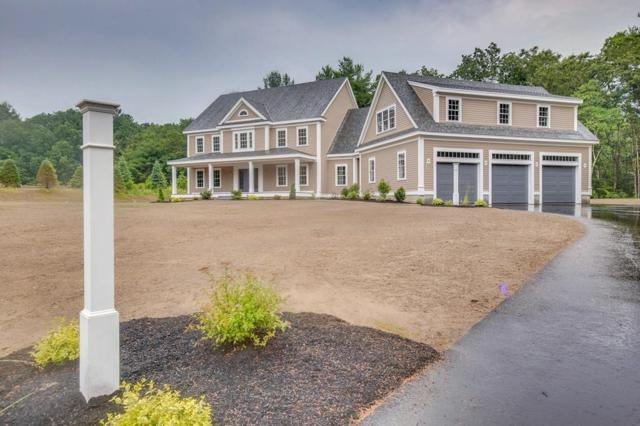 54 Deer Run  Road, Boxford, MA 01921 (MLS #72451558) :: The Russell Realty Group