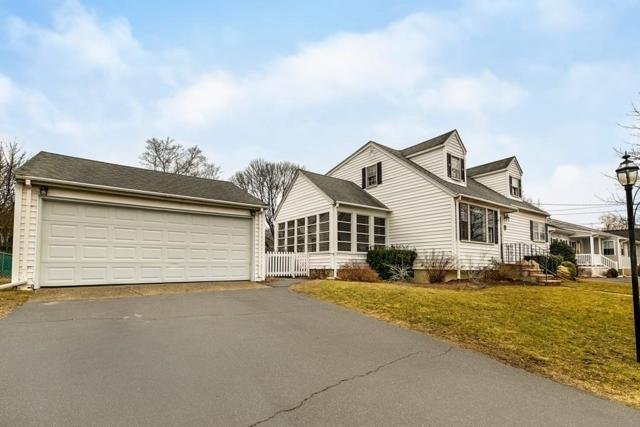 16 Richard Circle, Woburn, MA 01801 (MLS #72453157) :: EdVantage Home Group