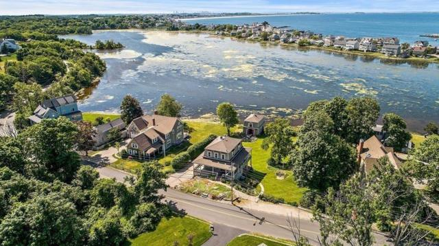 605 Jerusalem Road, Cohasset, MA 02025 (MLS #72455046) :: Kinlin Grover Real Estate