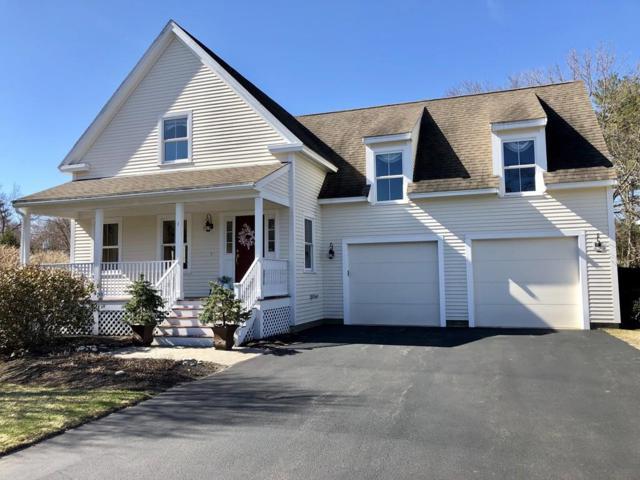 1 Colby Ln #1, Newbury, MA 01922 (MLS #72456780) :: Primary National Residential Brokerage