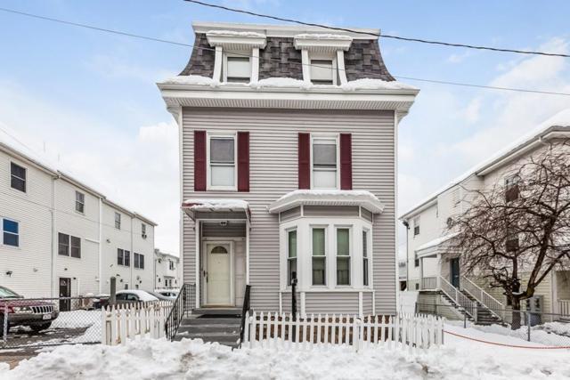 4 Stafford St, Boston, MA 02119 (MLS #72457182) :: Westcott Properties
