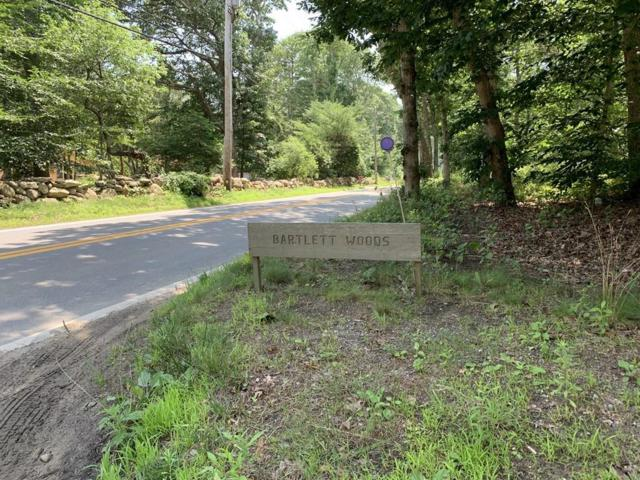 0 Bartlett Woods, Chilmark, MA 02535 (MLS #72457298) :: RE/MAX Vantage