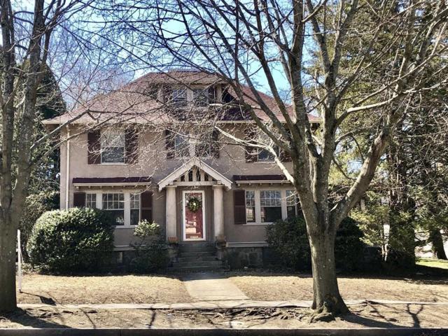 191 Park Ave, Arlington, MA 02474 (MLS #72458535) :: AdoEma Realty
