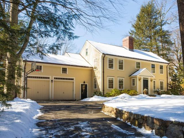 8 Old Farm Rd, Wellesley, MA 02481 (MLS #72461131) :: Driggin Realty Group
