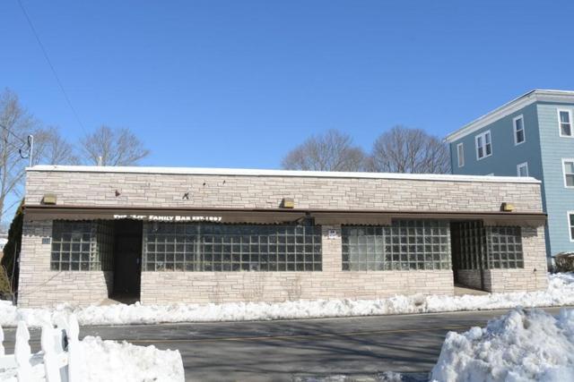 128 Ames St, Brockton, MA 02302 (MLS #72461370) :: Mission Realty Advisors