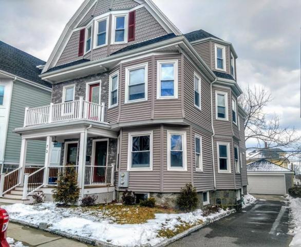 73 Bradfield Ave #1, Boston, MA 02131 (MLS #72461397) :: Westcott Properties