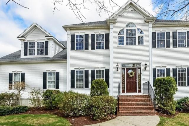 1 Symphony Drive, Franklin, MA 02038 (MLS #72461835) :: Westcott Properties