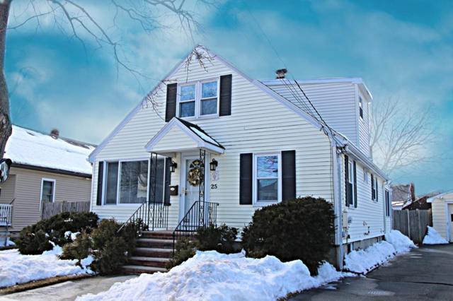 25 Norfolk Avenue, Peabody, MA 01960 (MLS #72463704) :: Westcott Properties
