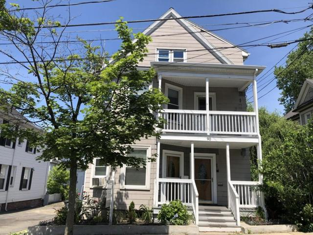 90 Glenwood Rd, Somerville, MA 02145 (MLS #72463864) :: Team Tringali