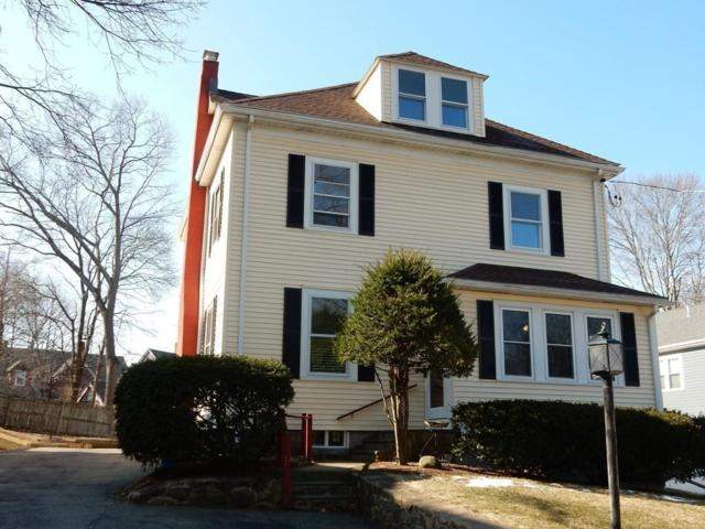 54 Woodbine St., Newton, MA 02466 (MLS #72465033) :: Westcott Properties