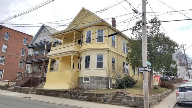 33 Roslyn St #1, Salem, MA 01970 (MLS #72465120) :: Trust Realty One