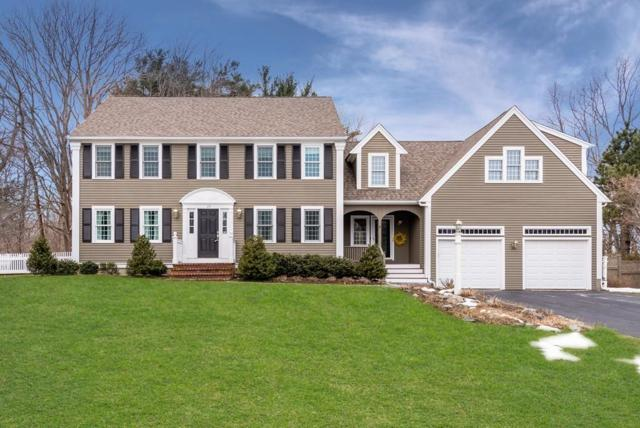 25 Amys Way, Scituate, MA 02066 (MLS #72465681) :: Apple Country Team of Keller Williams Realty
