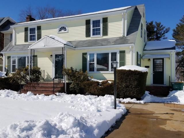 128 Rock Street #128, Norwood, MA 02062 (MLS #72466547) :: Trust Realty One