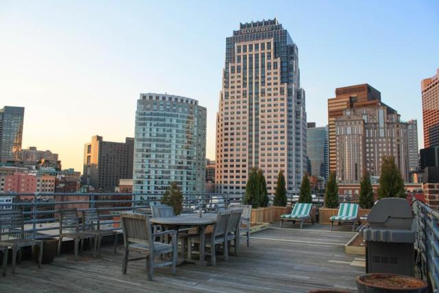 121 Beach St #803, Boston, MA 02111 (MLS #72468191) :: Mission Realty Advisors