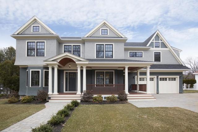 81 Lagrange Street, Brookline, MA 02467 (MLS #72468700) :: Vanguard Realty