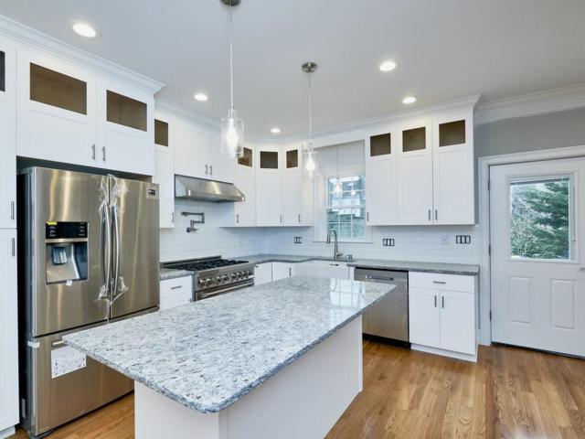 129 Waban Street #0, Newton, MA 02458 (MLS #72469397) :: Vanguard Realty