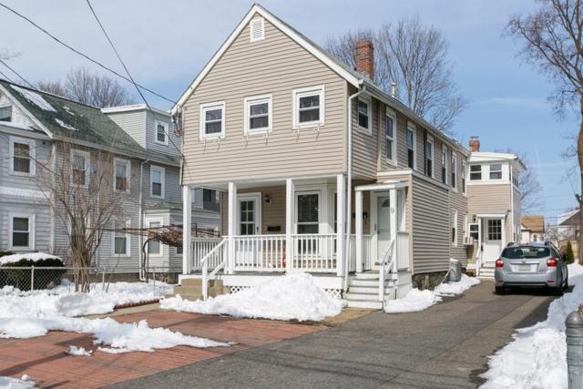9 Auburn Ave. #1, Somerville, MA 02145 (MLS #72471137) :: Charlesgate Realty Group