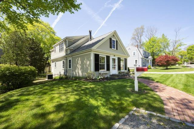 69 Ripley Road, Cohasset, MA 02025 (MLS #72471548) :: Trust Realty One