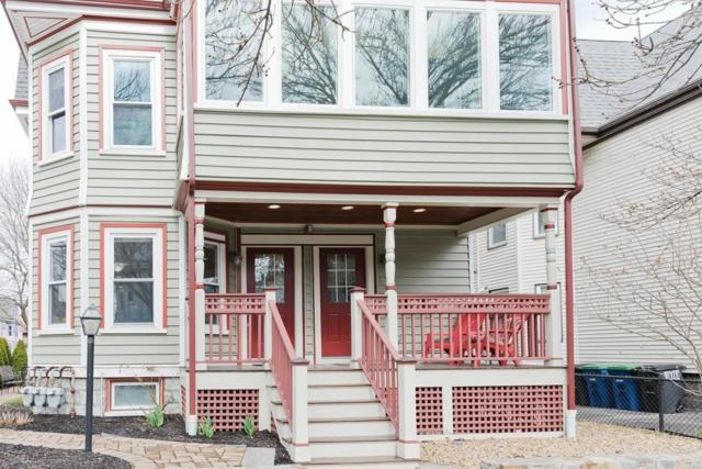 210 Willow Ave #1, Somerville, MA 02144 (MLS #72471562) :: Vanguard Realty