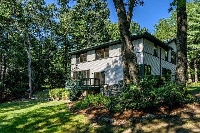 36 Gypsy Trail, Weston, MA 02493 (MLS #72472155) :: The Russell Realty Group