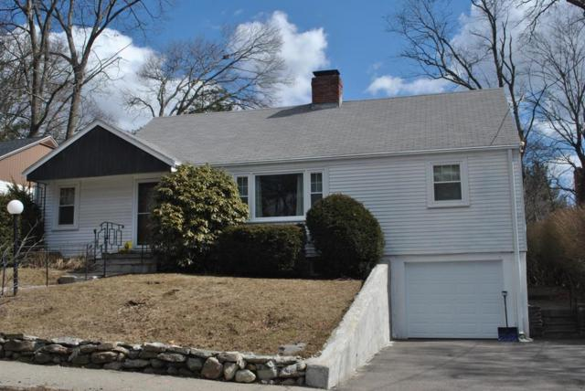 246 Woodcliff Rd., Newton, MA 02461 (MLS #72473940) :: Vanguard Realty