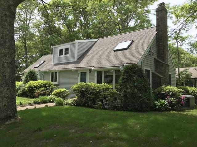15 Clover Ln, Mashpee, MA 02649 (MLS #72474892) :: Kinlin Grover Real Estate
