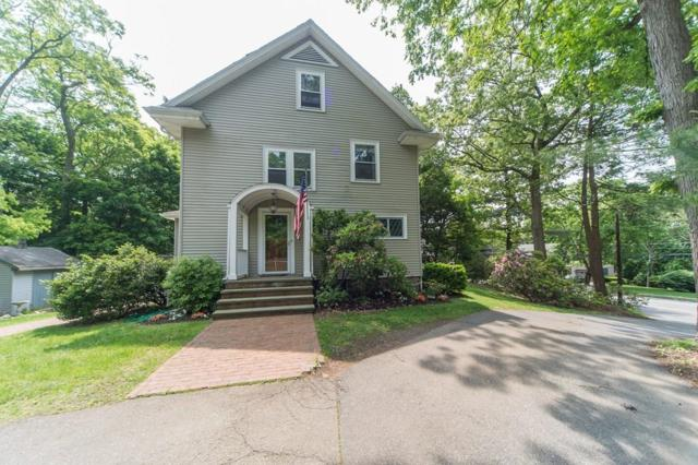 90 Hunnewell St, Needham, MA 02494 (MLS #72475287) :: Trust Realty One